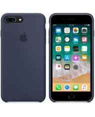 Apple iPhone 8 Plus/7 Plus Silicone case MQGY2ZM/A  Midnight Blue