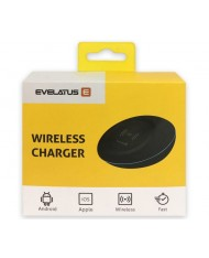 Evelatus EWC01 Wireless Charger  Black