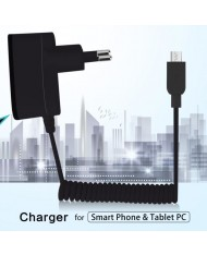 N/A Android  Cable Charger  Black