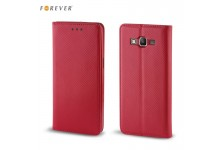 Forever Smart Magnetic Fix Book Case without clip LG G6 Red