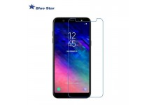 BS Tempered Glass 9H Extra Shock Screen Protector Samsung Galaxy A6 (2018) Full Face Clear