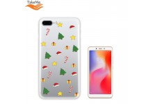 TakeMe special design ultra thin back cover case for Xiaomi Redmi 6A Christmas Mood